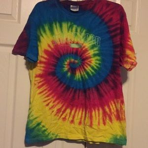 Dollywood Tennessee Tye-Dyed Tee Shirt